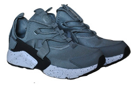 Kp3 Zapatos Caballeros Nike Air Huarache City Gris