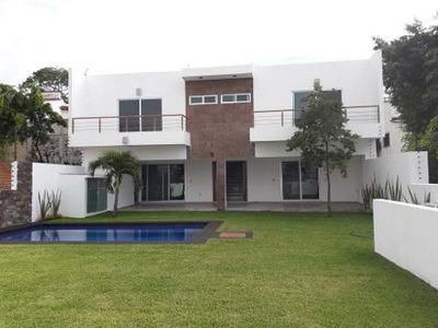 Casa En Venta En Fracc. Burgos Bugambilia Temixco Morelos