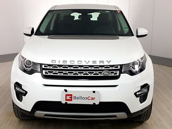 Land Rover Discovery 2.2 16v Sd4 Turbo Diesel Hse 4p Aut...