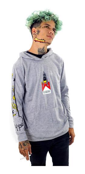 Sweater Sudadera Caballero Inked Bloodink Estampado