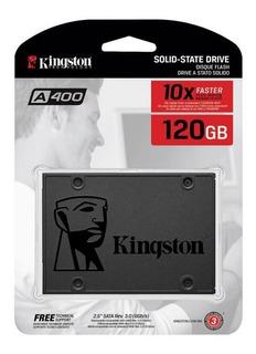 Disco Solido Ssd Kingston 120gb Sata Iii A400