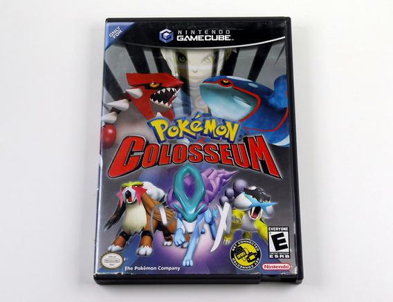 Pokemon Colosseum Original Nintendo Gamecube