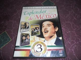 Pedro Infante 3 Peliculas Dvd Cine Mexicano 50s Dvd Sellado