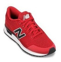 Tênis Masculino New Balance 005 Vermelho/preto Running 10112