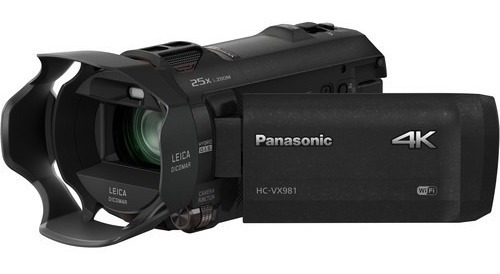 Panasonic Hc Vx981k 4k Ultra Hd