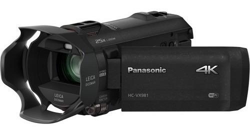 Panasonic Hc Vx981k 4k Ultra Hd