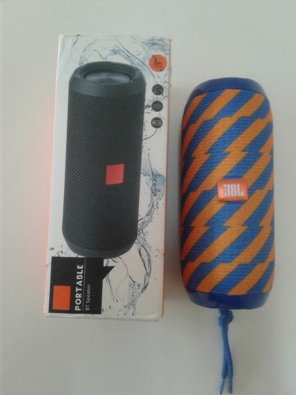 Caixa De Som Portátil Com Bluetooth Jbl