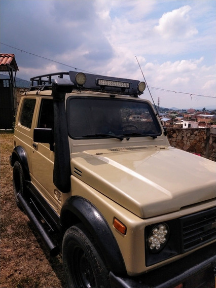 Chevrolet Samurai Full D. Hidráulica