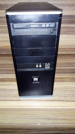 Cpu Torre Hp Core 2 Duo E4500 2.20ghz 3gb Ram Ddr2 Hd 160gb
