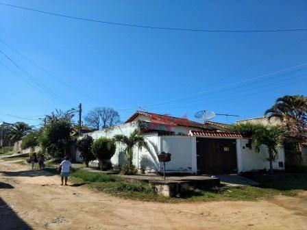 Casa Com 2 Quartos À Venda, 61 M² Por R$ 230.000 - Vista Alegre - São Gonçalo/rj - Ca0060