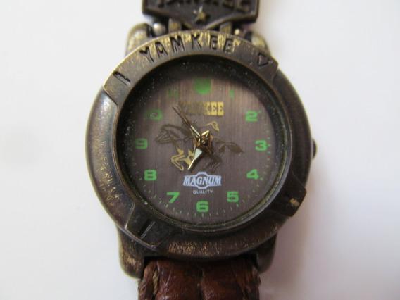 Relógio Magnun Yankee Arte Som