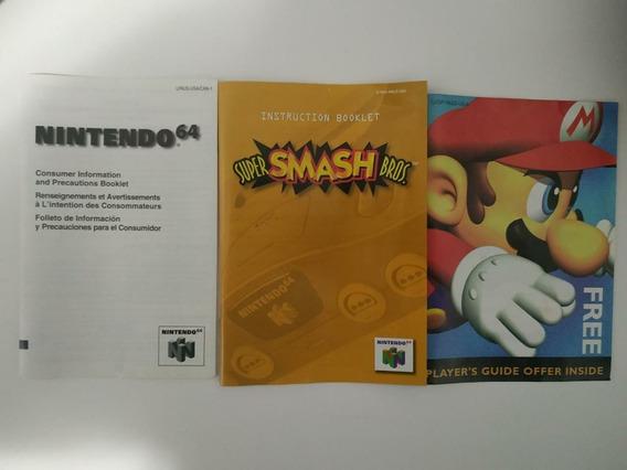 Super Smash Bros. Nintendo 69 Original