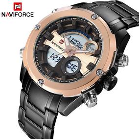 Relógio Masculino Naviforce Original Frete Gr Promoção