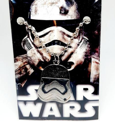 Imagen 1 de 2 de Collar Star Wars - Stormtrooper