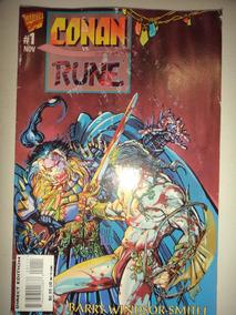 Conan Versus Runico Original Em Ingles Marvel 1995