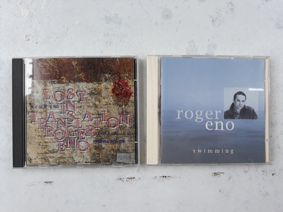 Cd Roger Eno - Swimming E Lost In Translations (2cds)