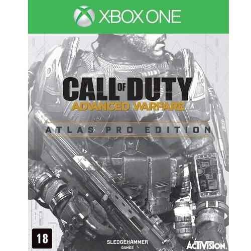 Call Of Duty Advanced Warfare Pro Xbox One Conectado