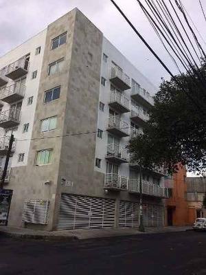 Lindo Loft Amueblado En Renta A Una Calle De La Torre Pemex!!