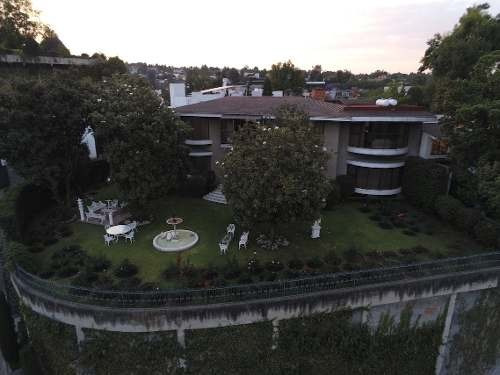 Exclusiva Residencia En Venta, En Real De Las Lomas