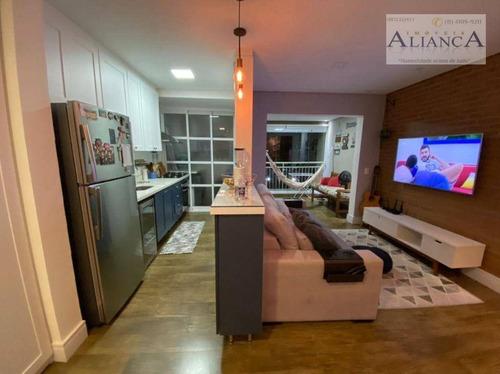 Imagem 1 de 30 de Apartamento Com 2 Dormitórios À Venda, 70 M² Por R$ 509.000 - Centro - São Bernardo Do Campo/sp - Ap2295