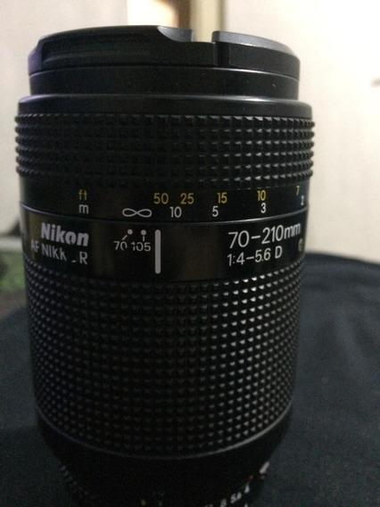 Lente Nikon 70-210mm F/1:4-5.6 D Af