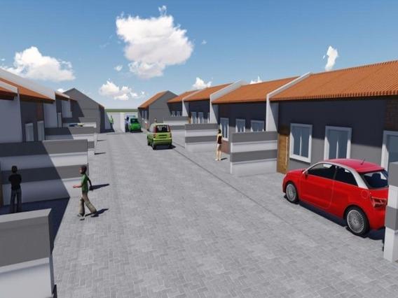 Casa Residencial À Venda, Parque Agari, Paranaguá. - Ca0654 - 32837011
