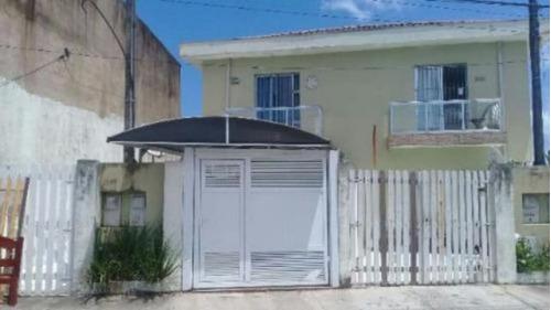 Casa Com Terreno De 341 Mts No Cabuçu Em Itanhaém - 5835|npc