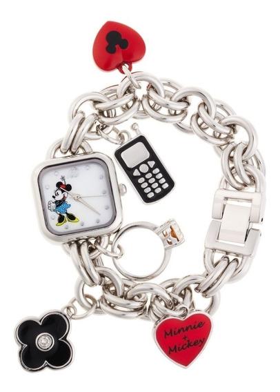 Reloj Para Mujeres 100% Original Disney Mn2011 Vbf