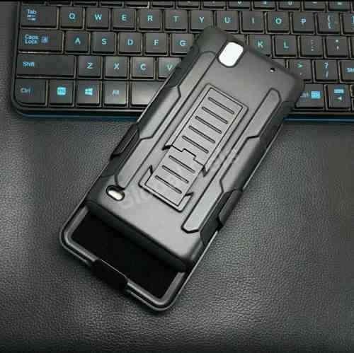 Case Sony Xperia C4 Funda Protector Holster Gorila + Gancho