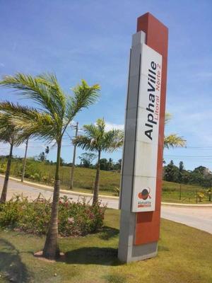 Terreno No Alphaville Litoral Norte 2! - T253 - 3051897