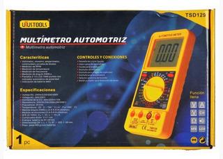 Multimetro Amperimetro Ohmetro