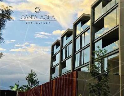 Cantalagua -- Departamento En Planta Baja Con Jardin | Departamento En Renta