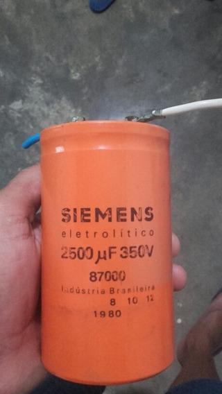 Capacitor Eletrolítico 350v 2500uf