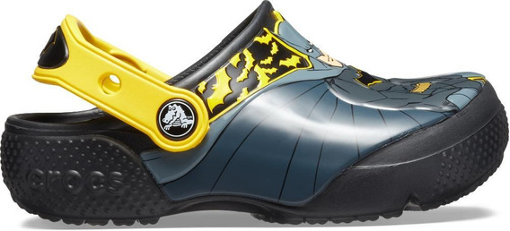 Crocs Iconic Batman Clog Kids - Black