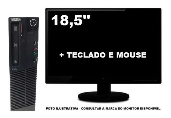 Lenovo Thinkcentre M92 Intel Core I3 4gb 120ssd