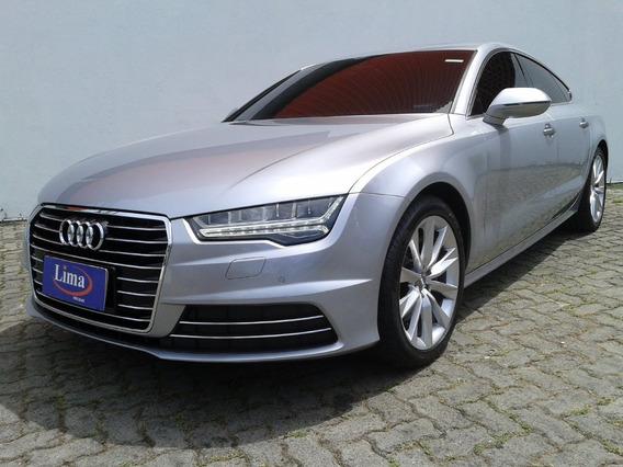 Audi A7 2.0 Tfsi Sportback Ambiente Gasolina 4p S-tronic