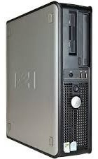 Cpu Dell Optiplex 320 Desktop Dual Core Wifi 1gb Hd 160gb