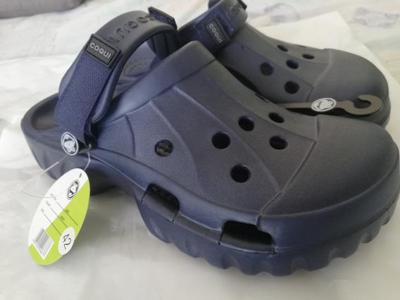 Cholas, Sandalias, Coqui Tipo Crocs