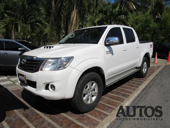 Toyota Hilux Turbo Diesel Mt 4x4 Cc3000