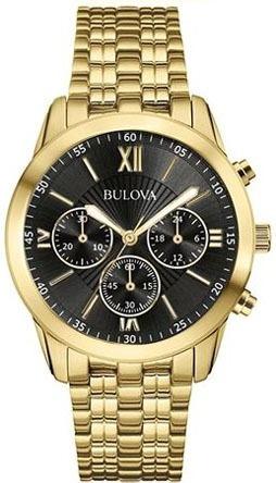 Relógio Bulova Masculino Classic Cronógrafo Wb22346u