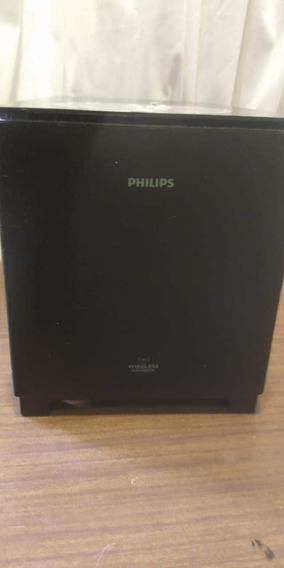 Caixa De Som Sub Philips Wireless