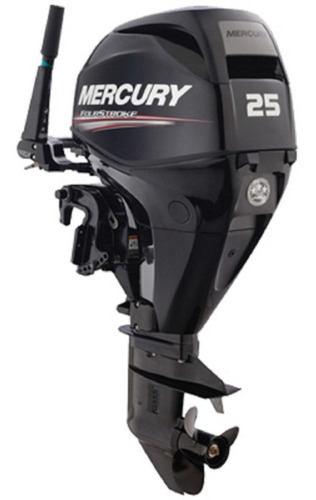 Motor Mercury 25 Hp Efi 4 Tiempos Pata Corta Tanque Manguera