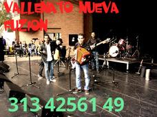 Parranda Vallenata Bogota 313 4256149 Grupo Nueva Fuzion