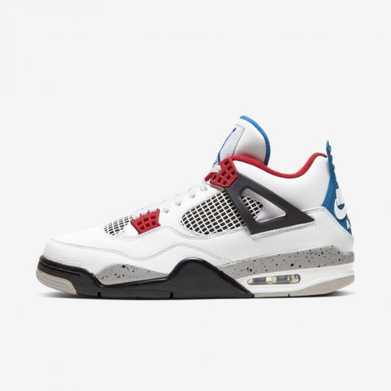 Tênis Nike Air Jordan 4 Retrô What The.