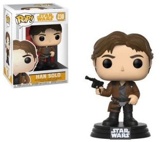 Funko Pop Star Wars: Han Solo