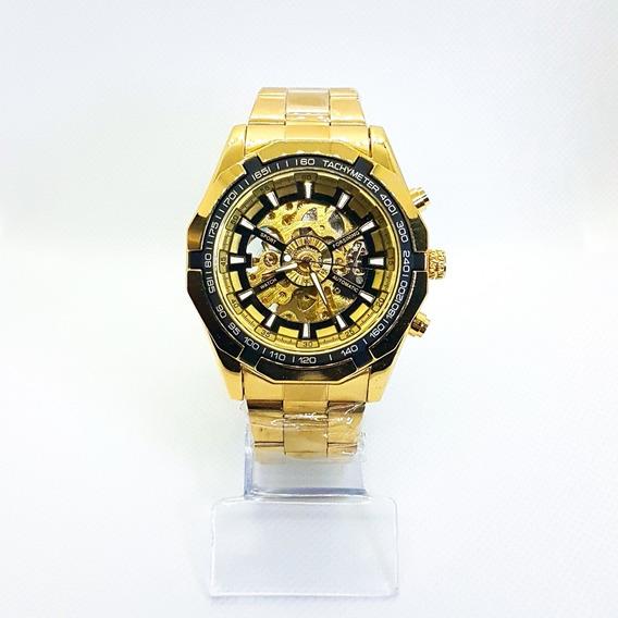 Relógio Winner Mecânico Automático Masculino