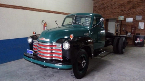 Chevrolet 1950 Boca De Sapo