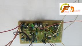 Placa Detector De Metais Pi Polonês