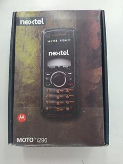 2 Motorola Moto I296 Nextel Usados
