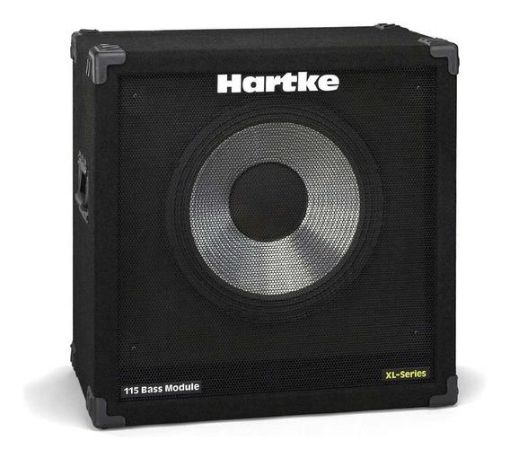 Hartke 115bxl Caja 1x15 200 Watts Para Bajo Cono Aluminio